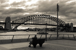 A View from Opera House