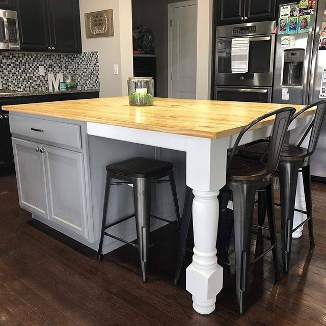 Concord Kitchen Island