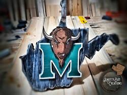 Marshall Univ. - Marco Mascot