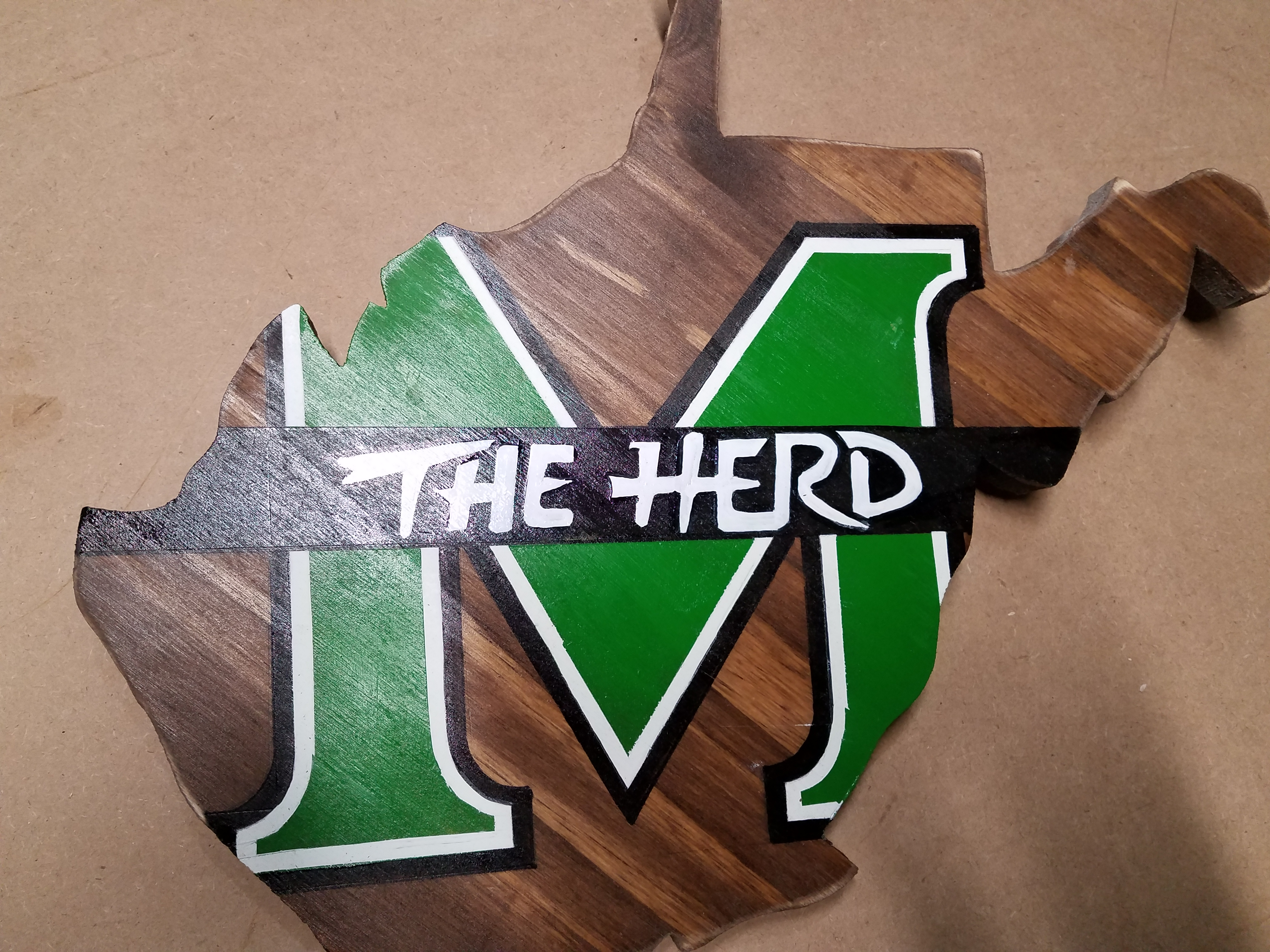 Marshall Univ. - Thundering Herd