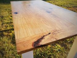 Barnwood 4 post table - 5ft