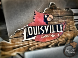MLB Decor - Louisville Cardinals