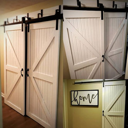By-Pass Barndoor System