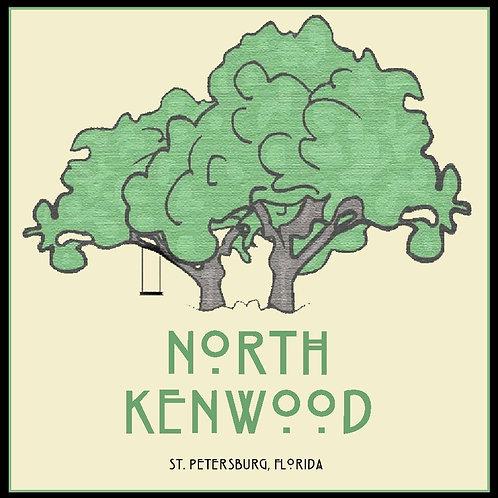 Vintage North Kenwood Print
