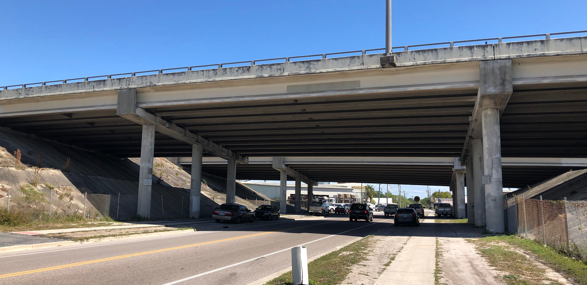 13th Ave. N Overpass