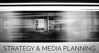 Strategy and Media Planning