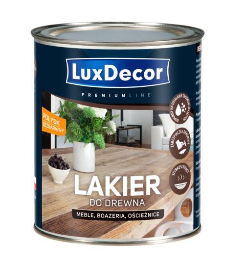 Лак для дерева LUXDECOR