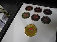 Изготовление медалей в Абакане