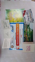 Изготовление подарочных сертификатов в Абакане