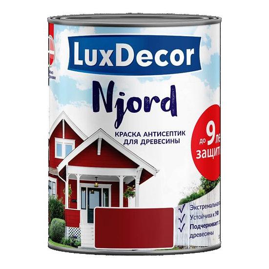 Фасадная краска LUXDECOR NJORD