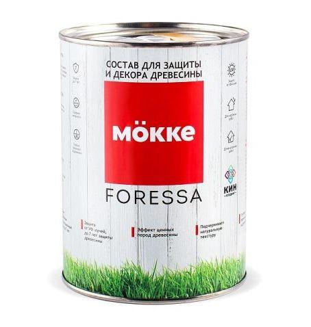 Пропитка для древесины MÖKKE FORESSA