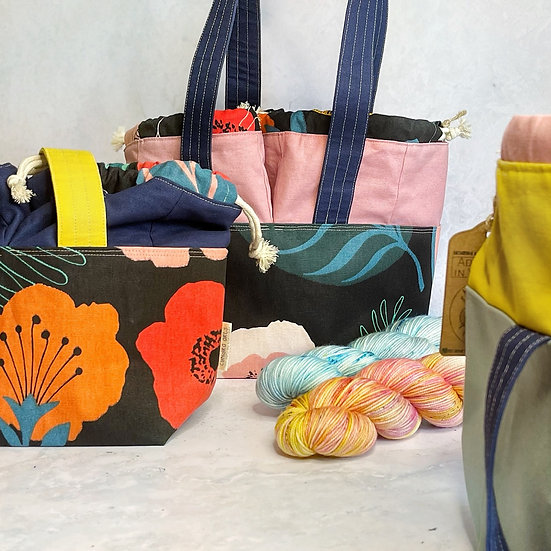 Double Project Bags