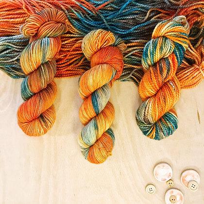 Pumpkin Picking - Sock & Chunky