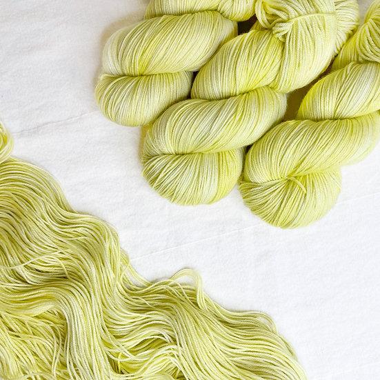 Sherbet Lemon - Merino Sock
