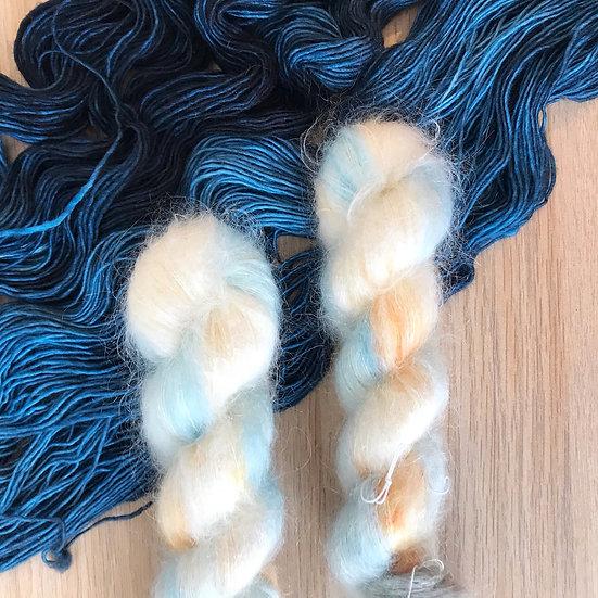 White Sands - Mohair Silk