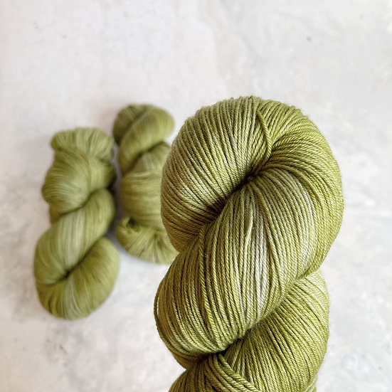 In the Long Grass - Merino Sock