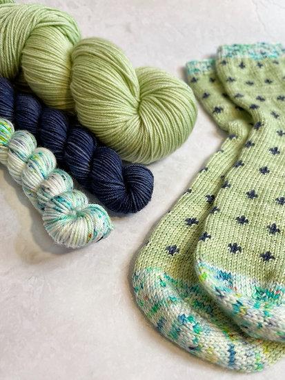 Calming Waves Luxury Sock Set