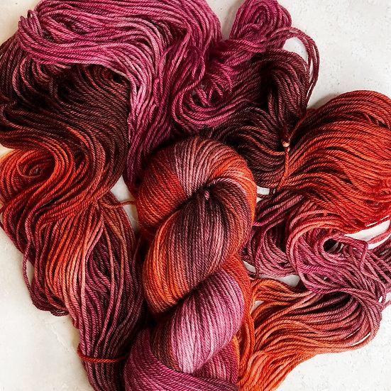 Berry Smoothie - Merino Sock