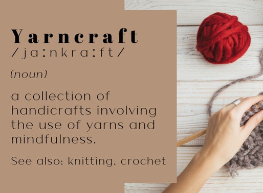 3 Great Reasons to Give Yarncraft a Go