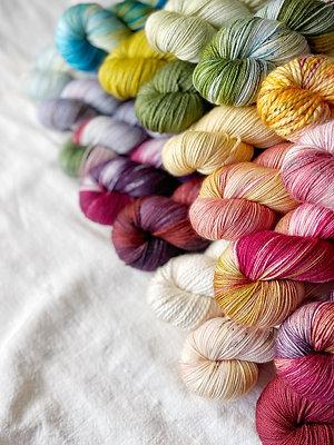 Bridgerton Themed Yarns - Dyed to Order