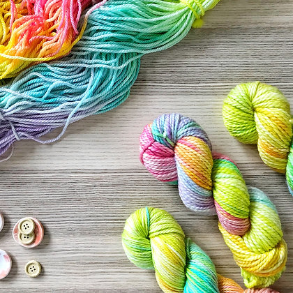 Pastel Party - Chunky & Aran - Charity Colourway