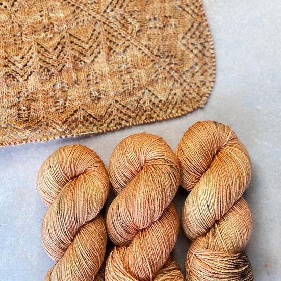 Treasures of Clay - Merino DK (new version)