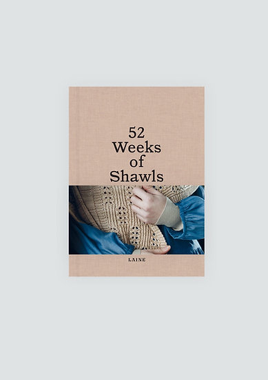 52  Weeks of Shawls Preorder