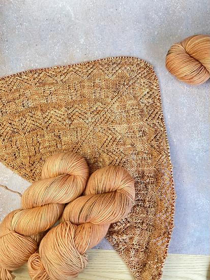 Treasures of Clay - Merino Sock