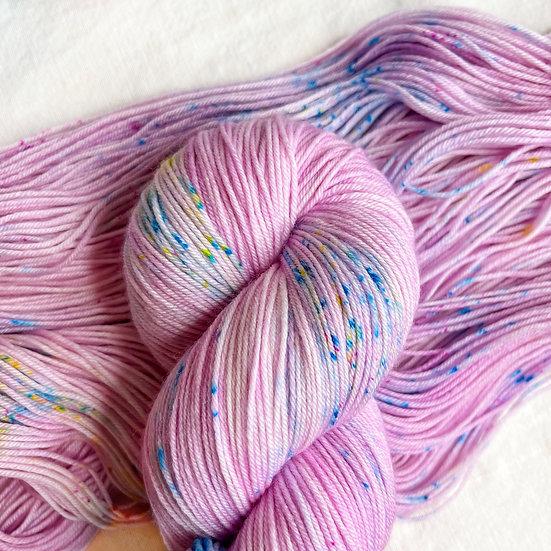 Candy Floss - Merino Sock