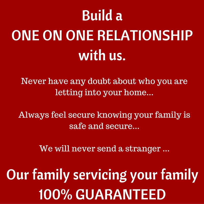 Build aONE ON ONE RELATIONSHIPwith us