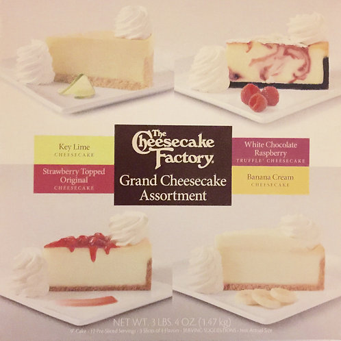 Cheescake Factory Cheesecake