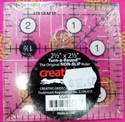 """Creative Grids Square 2 1/2"""" x 2 1/2"""" -"""