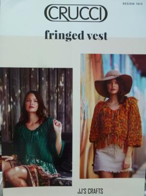 Fringed Vest