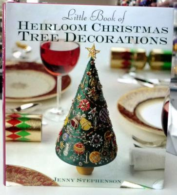 Heirloom Christmas Tree Decorations - out of stock
