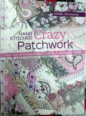 Hand Stitched Crazy Patchwork - out of stock