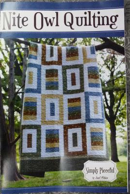 Nite Owl Quilting - Simply Pieceful