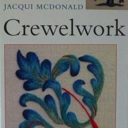 Crewelwork - out of stock