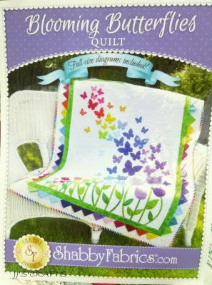 Blooming Butterflies Quilt
