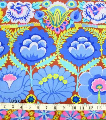 Embroidered Flowers - Border