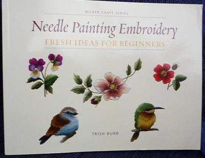 Needle Painting Embroidery-out of stock