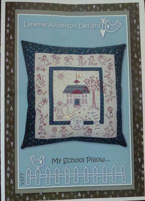 My School Pillow