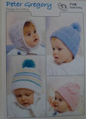 Baby Bonnets - accessories