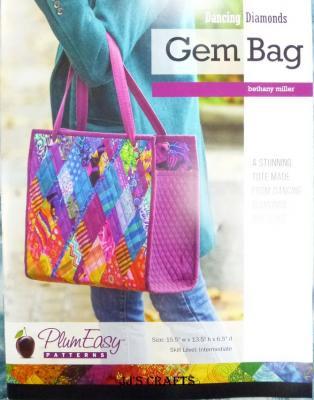 Gem Bag - Dancing Diamonds