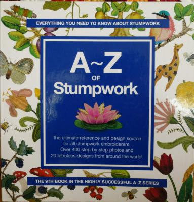 A-Z of Stumpwork - out of stock