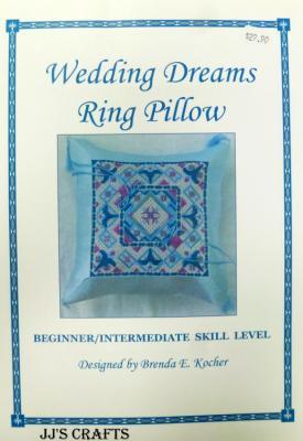 Wedding Dreams Ring Pillow