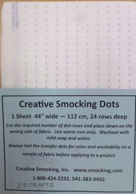 Creative Smocking Dots