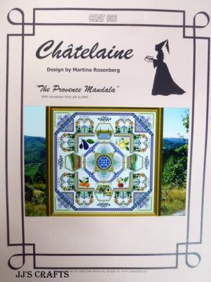 The Provence Mandala