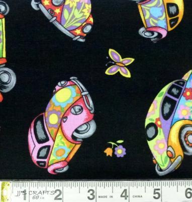 Herbie - Black Background