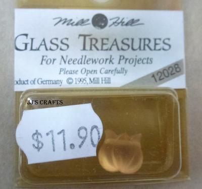 Glass treasures- Tulip