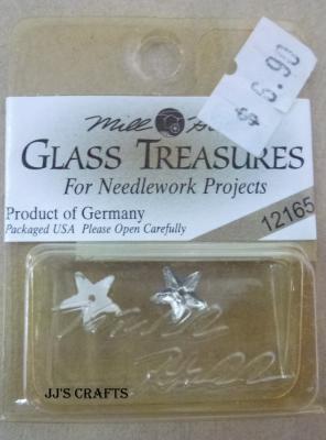 Glass treasures - Stars
